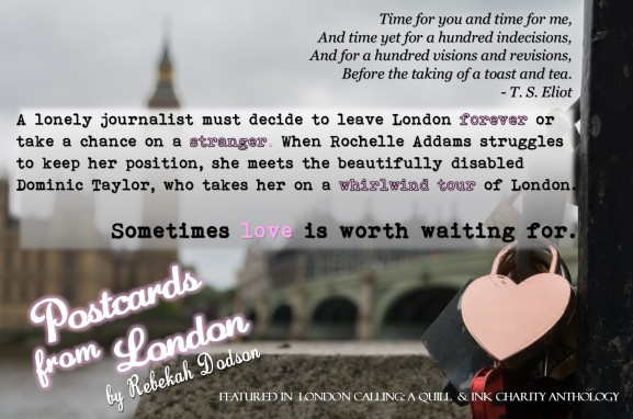Postcards from London Teaser