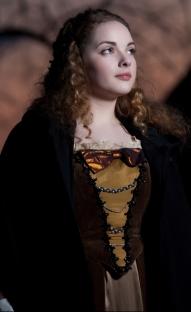 medieval dress girl