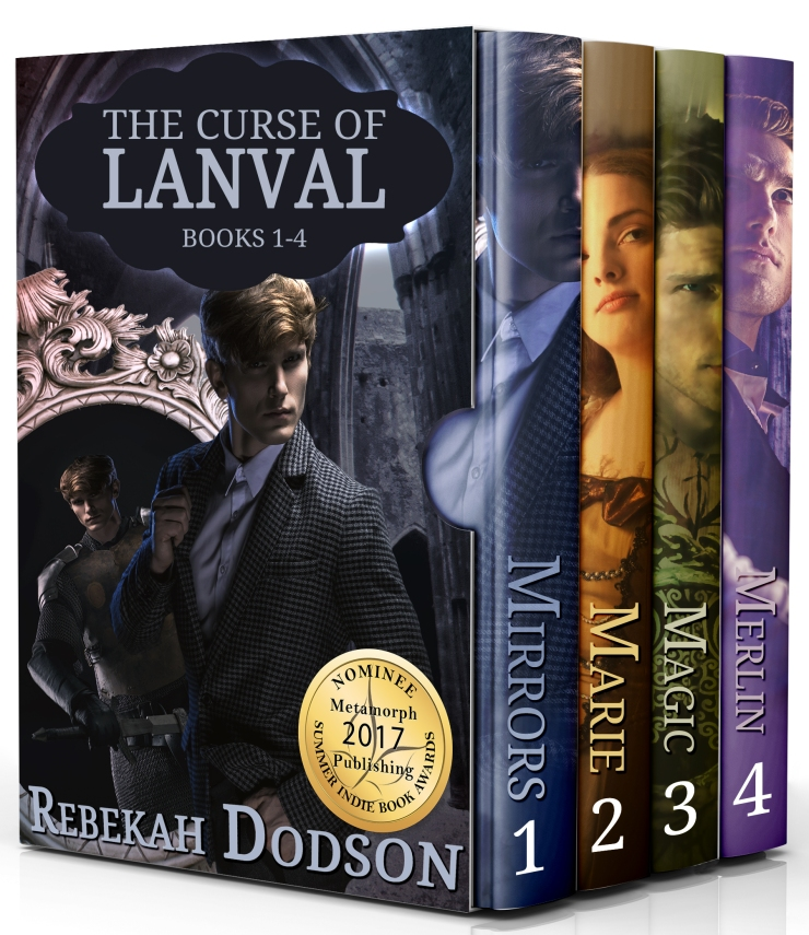 The Curse of Lanval 3D boxset
