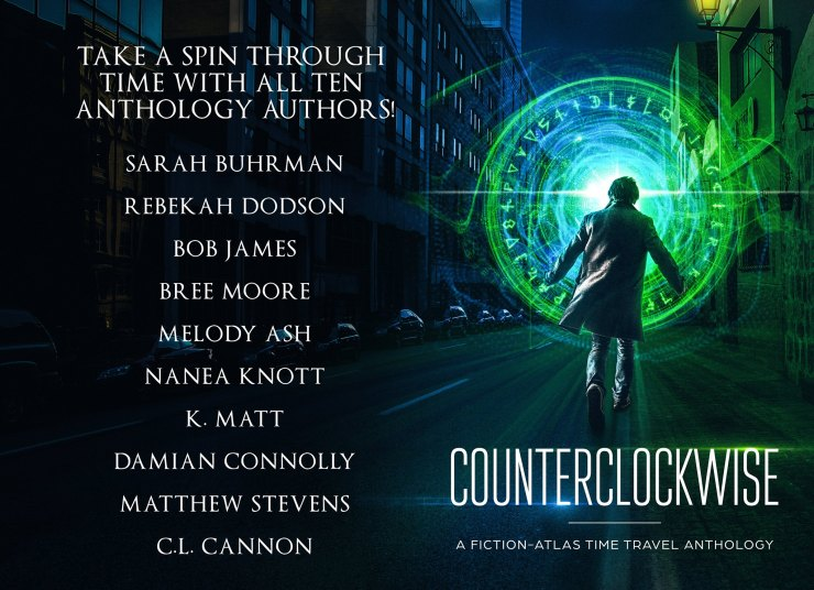 CounterClockwise Cover