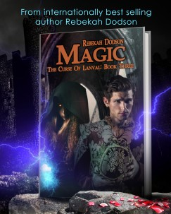 Magic: The Curse of Lanval Book Three
