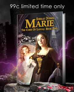 Marie: The Curse of Lanval Book Two